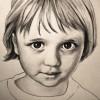 5″x7″ graphite on paper